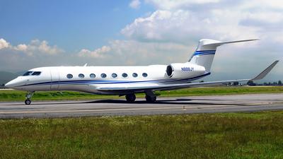 N888JY - Gulfstream G650ER - Private