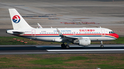 A picture of B6461 - Airbus A319115 - China Eastern Airlines - © CHenFeng_XMN