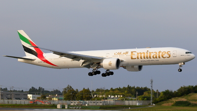 A6-EQP - Boeing 777-300ER - Emirates
