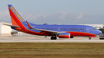 N705SW - Boeing 737-7H4 - Southwest Airlines