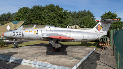 339 - Aero L-29 Delfin - German Democratic Republic - Air Force
