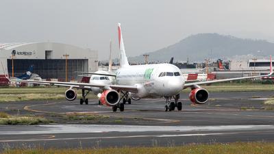 XA-VAV - Airbus A320-232 - VivaAerobus