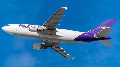 N801FD - Airbus A310-324(F) - FedEx
