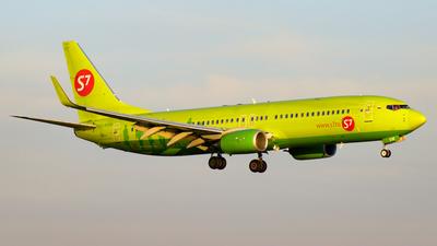 VQ-BVM - Boeing 737-8GJ - S7 Airlines