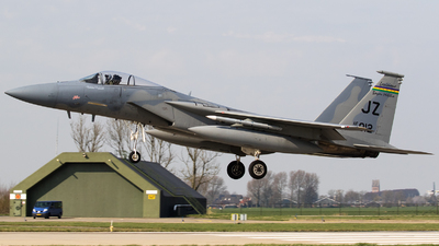 83-0012 - McDonnell Douglas F-15C Eagle - United States - US Air Force (USAF)
