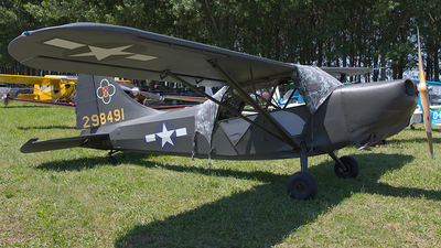 I-VISP - Stinson L-5 Sentinel - Private