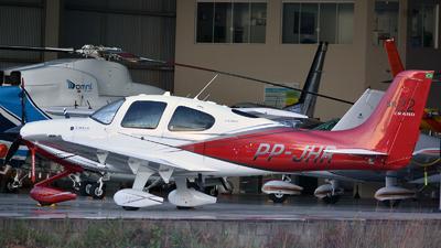 PP-JHR - Cirrus SR22 Grand - Private