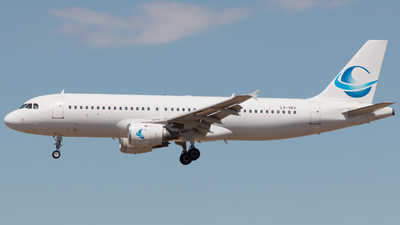 LY-VEV - Airbus A320-211 - Avion Express