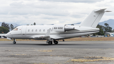 XA-GDQ - Bombardier CL-600-2B16 Challenger 601-3R - Private