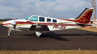 PR-JGV - Beechcraft 58 Baron - Private