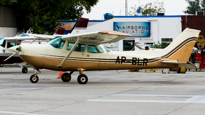 AP-BLR - Cessna 172 Skyhawk - Private