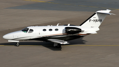 F-HAHA - Cessna 510 Citation Mustang - Private
