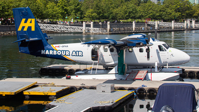 C-GFHA - De Havilland Canada DHC-6-300 Twin Otter - Harbour Air