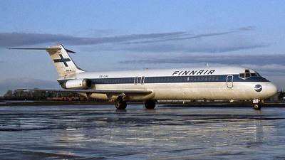 OH-LND - McDonnell Douglas DC-9-41 - Finnair