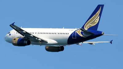 LZ-AOC - Airbus A319-132 - Bulgarian Eagle