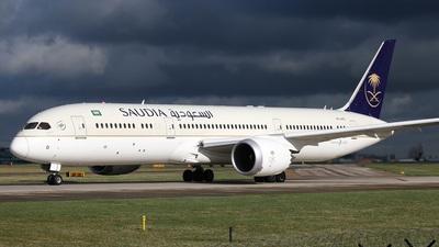 HZ-ARD - Boeing 787-9 Dreamliner - Saudi Arabian Airlines
