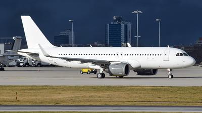 D-ALFU - Airbus A320-251NCJ - DC Aviation