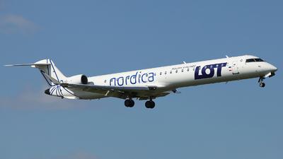 ES-ACH - Bombardier CRJ-900ER - Nordica