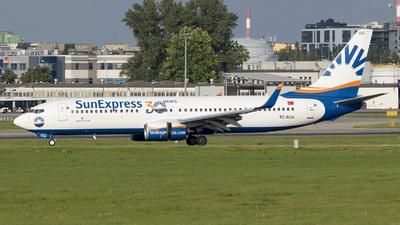 A picture of TCSUU - Boeing 73786Q - SunExpress - © RAFAL KUKOWSKI