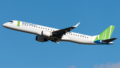 OY-GDC - Embraer 190-200LR - Bamboo Airways