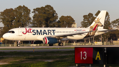 LV-HEK - Airbus A320-232 - JetSmart Argentina