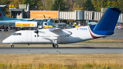 C-FDNG - Bombardier Dash 8-102 - Hawk Air