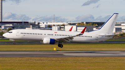 A picture of LNNGS - Boeing 7378JP - Norwegian - © Rickard Andersson