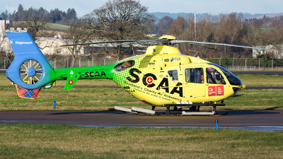 A picture of GSCAA - Airbus Helicopters H135 - Babcock MCS Onshore - © Kyle McKinlay