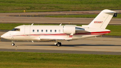 N506RT - Bombardier CL-600-2B16 Challenger 650 - Private