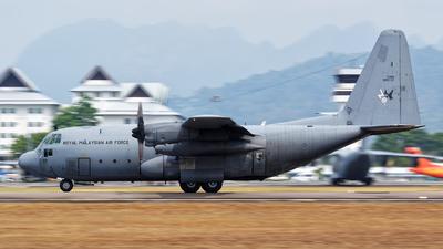 M30-07 - Lockheed C-130H Hercules - Malaysia - Air Force