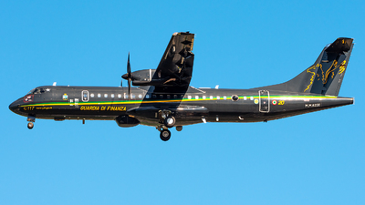MM62311 - ATR 72-212A(600MP) - Italy - Guardia di Finanza