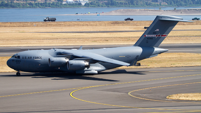 08-8192 - Boeing C-17A Globemaster III - United States - US Air Force (USAF)