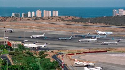 SVMI - Airport - Ramp