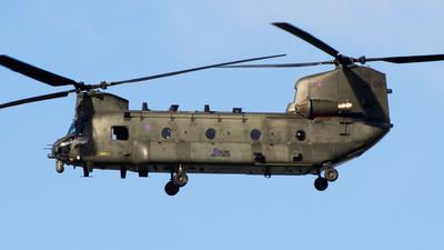 ZD575 - Boeing Chinook HC.4 - United Kingdom - Royal Air Force (RAF)