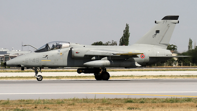 MM7197 - Alenia/Aermacchi/Embraer AMX - Italy - Air Force
