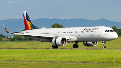 RP-C9933 - Airbus A321-271N - Philippine Airlines