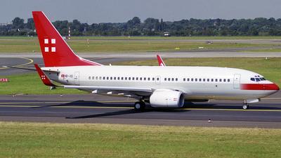 HB-IIQ - Boeing 737-7CN(BBJ) - PrivatAir