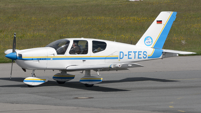 D-ETES - Socata TB-10 Tobago - Private