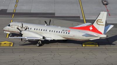 HB-IZP - Saab 2000 - Etihad Regional (Darwin Airline)