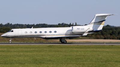 PR-CGI - Gulfstream G550 - Private