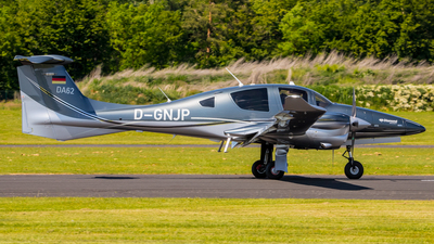 D-GNJP - Diamond Aircraft DA-62 - Private
