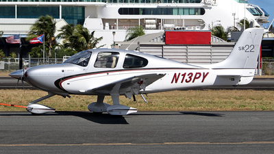 N13PY - Cirrus SR22 - Private