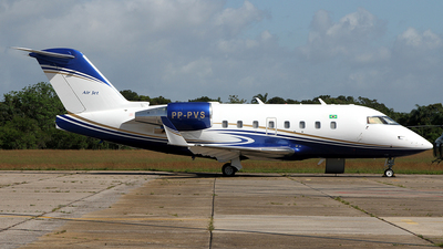 PP-PVS - Bombardier CL-600-2B16 Challenger 604 - Air Jet Taxi Aereo