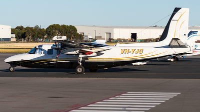 VH-YJG - Rockwell 690A Turbo Commander - General Aviation Maintenance (GAM)