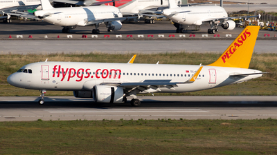 A picture of TCNBY - Airbus A320251N - Pegasus Airlines - © Kuzey Alan