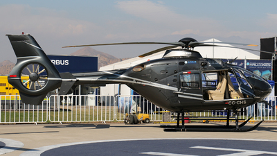 CC-CHS - Eurocopter EC 135T2 - Private