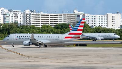 N505SY - Embraer 170-200LR - American Eagle (SkyWest Airlines)
