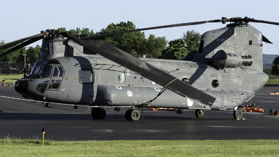 D-893 - Boeing CH-47F Chinook - Netherlands - Royal Air Force