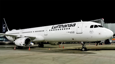 A picture of DAIDL - Airbus A321231 - Lufthansa - © Turkay Oksuz