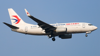 A picture of B5259 - Boeing 73779P - China Eastern Airlines - © Captain Zhang